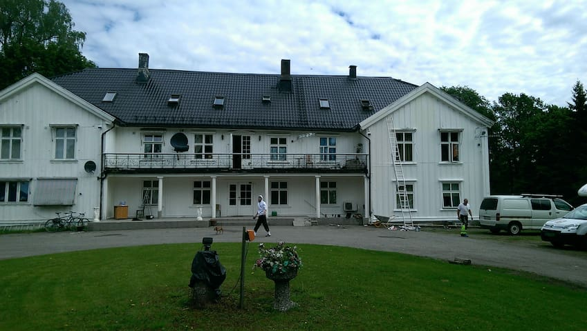 Herregårdshuset bofellesskap - Dal - Casa