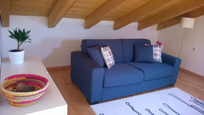 Cozy double room - Cisliano - Haus