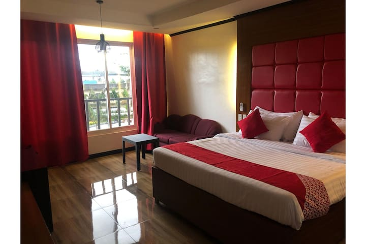Deluxe Double in Starview Hotel