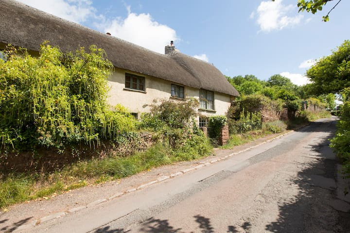 Beautiful thatched Devon longhouse - Paignton - House