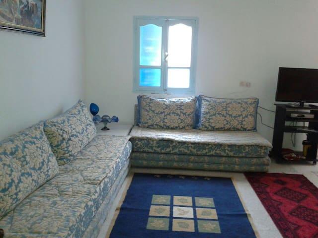 maison bord de mer Agadir Maroc - aourir