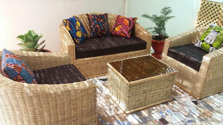 Kaay Fii: loft con terraza en casa particular