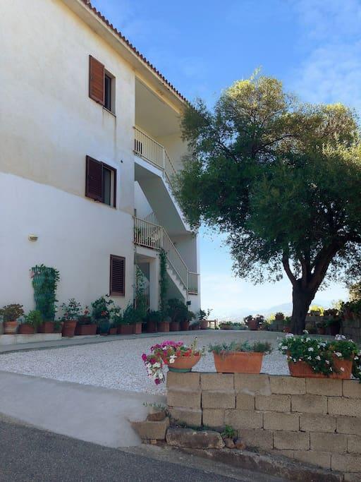 Delizioso appartamento a pochi metri dal mare for Agrustos appartamenti affitto
