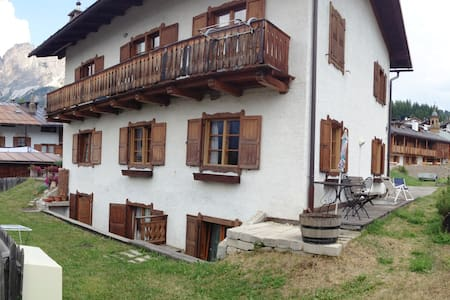 35 sqm. apartment in Cortina - Cortina d'Ampezzo