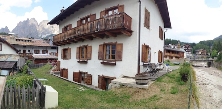35 sqm. apartment in Cortina