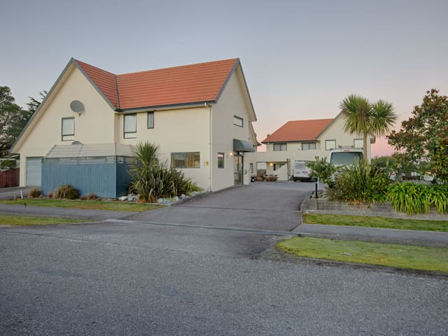 One Bedroom Family Unit at Bella Vista Hokitika