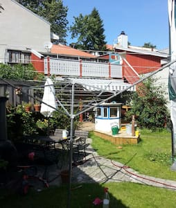Cosy loft in Halden city - Halden - 로프트