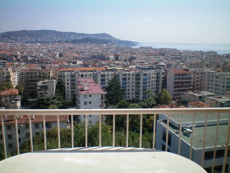 Chambre dans appart avec tres belle vue sur mer maison d for Chambre d hote camaret sur mer