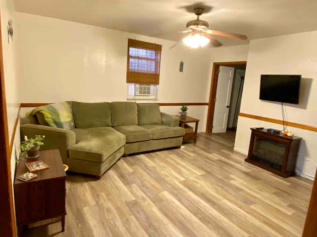 Spacious Apt in Pittsburgh's Little Italy