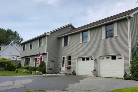 Nice Vermont Home - Hartford - Rumah