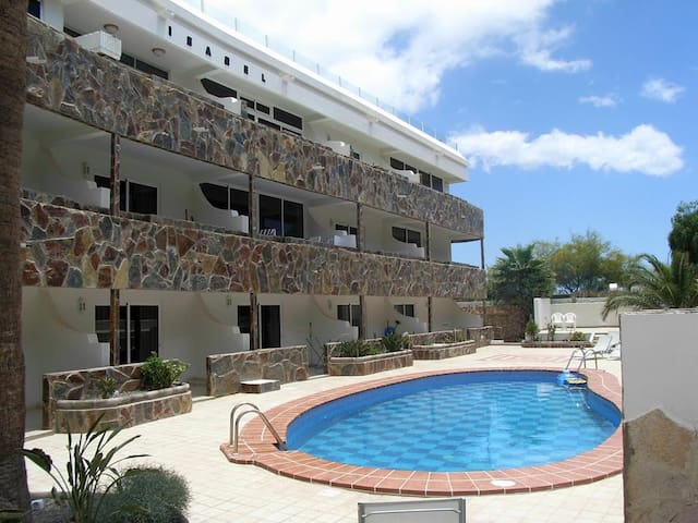 Awesome Apartment, beach front - Maspalomas - Apartment