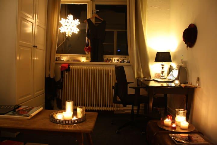 Room Leiden Centre - 30min Ams/Rdam - Leiden - Apartmen