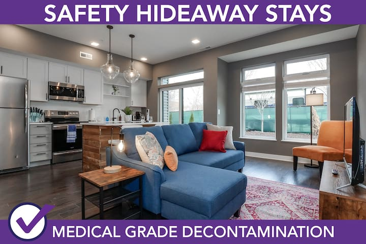 Safety Hideaway - Medical Grade Clean Home 75