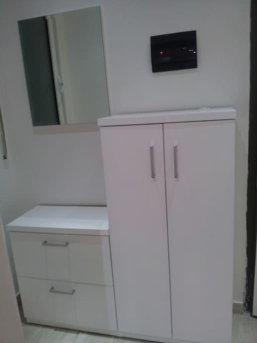 Saloon cupboard