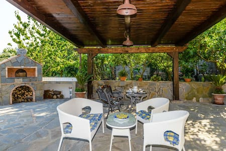 Apt with lovely outdoor patio - Massa Lubrense