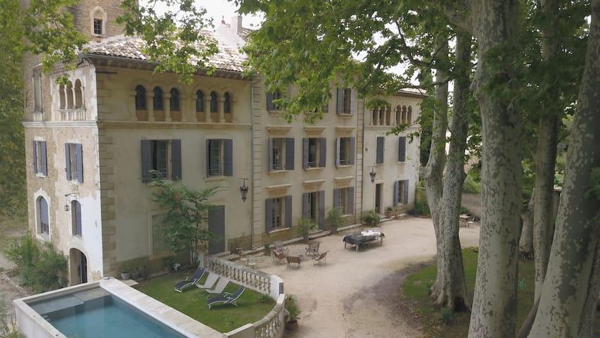 Bastide Provençale - Gîte Aubépine (28 m2)