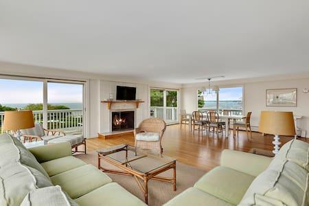Ocean & Harbor Views | Watch Hill Home