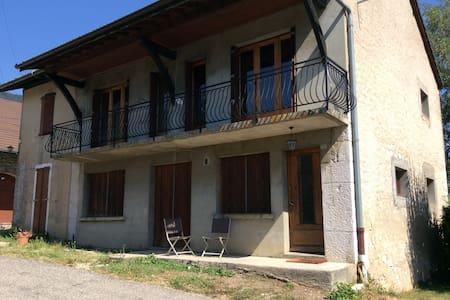 Chambre à la grande Baronne 2 - Divonne-les-Bains - Hus