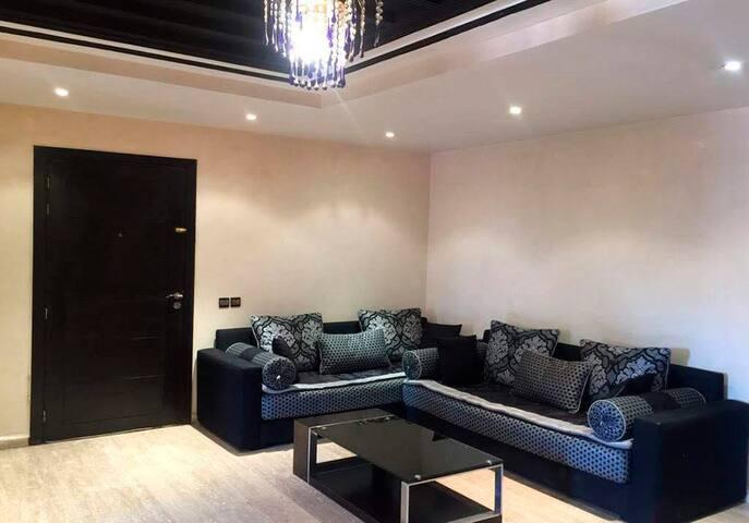 Ferienwohnung/App. für 6 Gäste mit 80m² in Centre de Gueliz, ruelle derrière CARRE EDEN Marrakech (122106)