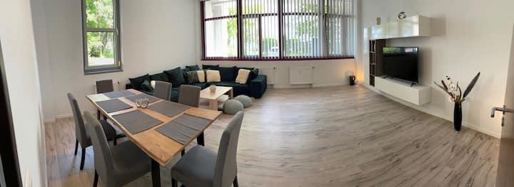 Große Wohnung in Karlsfeld München 5-6P (144 qm)