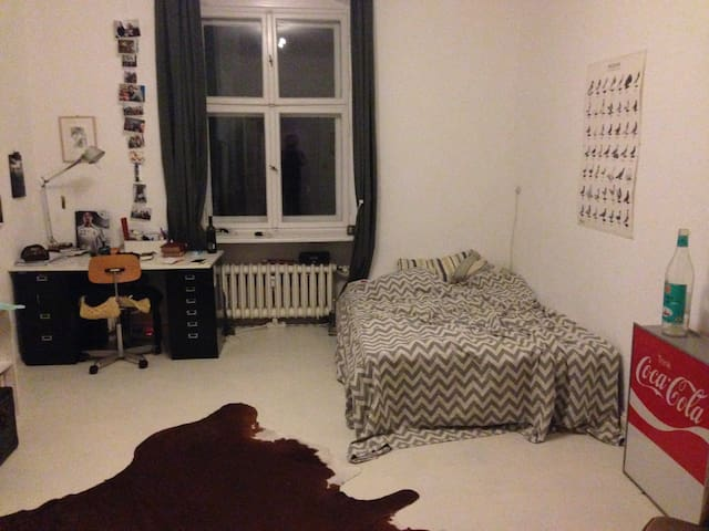 Spacious and comfy room in Mitte