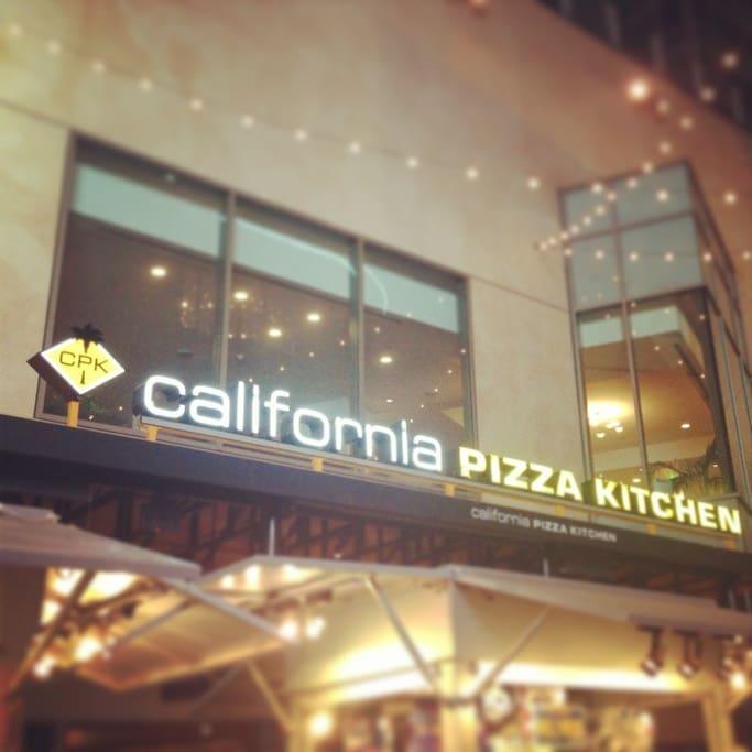 Photo of California Pizza Kitchen at Hollywood & Highland