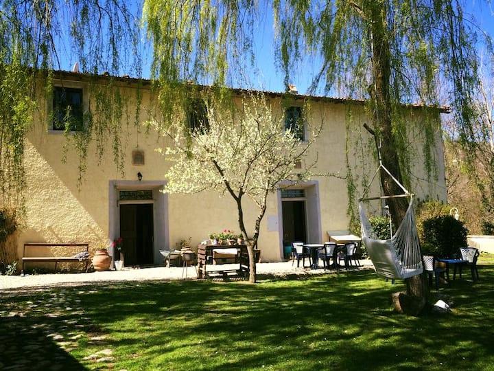 Casa in campagna vicino a Firenze