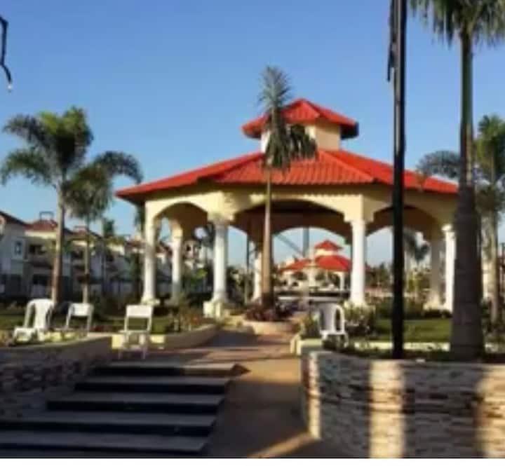 Sean bienvenido al residencial palmera