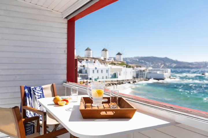 Little Venice Waterfront Loft @ Mykonos Town
