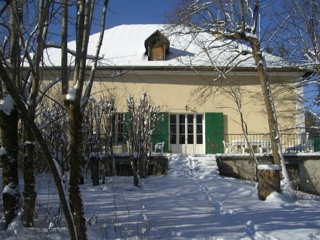 """""""Vallon-Clos"""" Villa Mexicaine à Barcelonnette - Barcelonnette - Villa"""