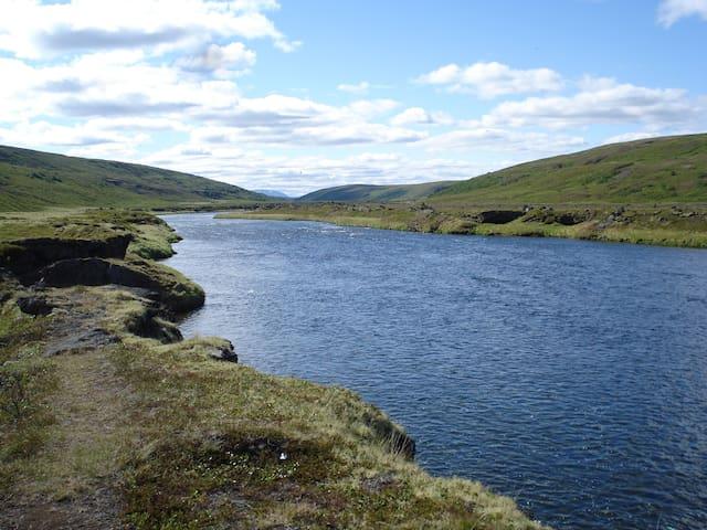 Laxárdalur Cabins (1) - Húsavík - Srub