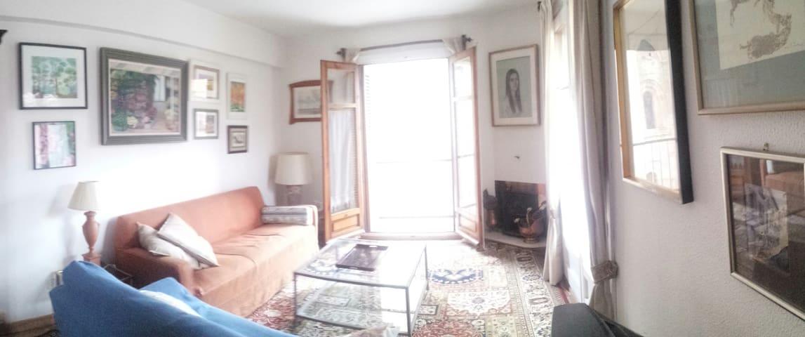 Ático con vistas a la catedral - Sigüenza - Apartamento