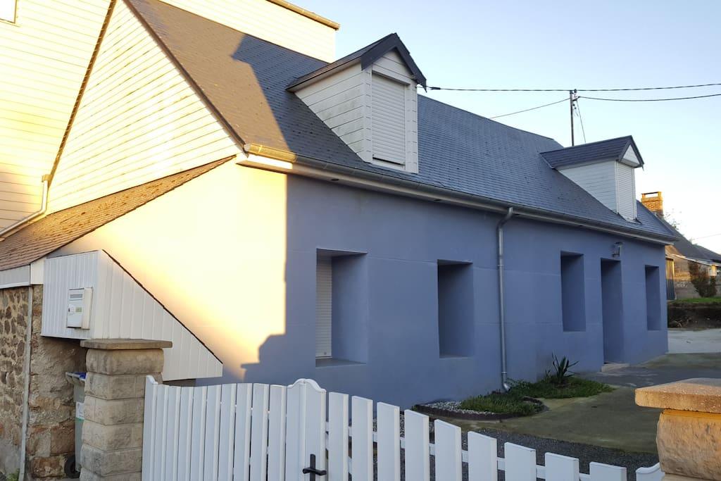Notre Maison Bleue