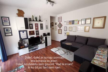Apartma Adija Smolarja
