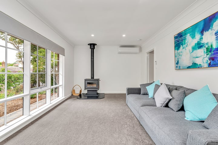 Hahndorf Creek Retreat 1- in the heart of Hahndorf