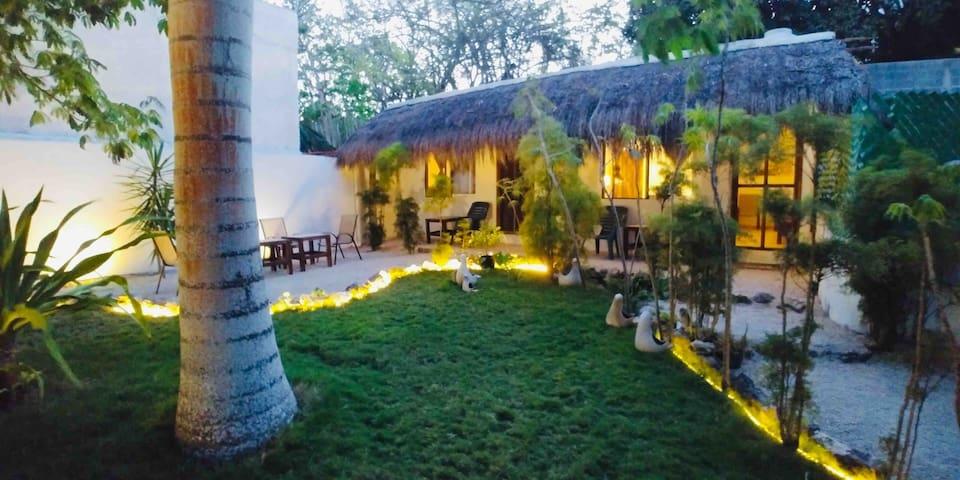 Cabañas Ceiba Real (cabaña 1)