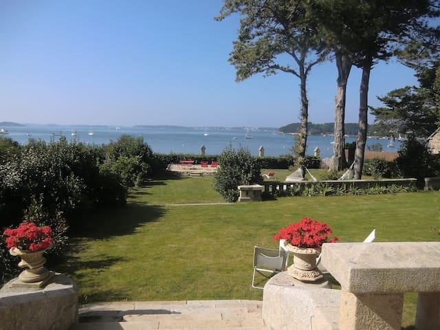 Golfe du Morbihan, exceptionnelle villa