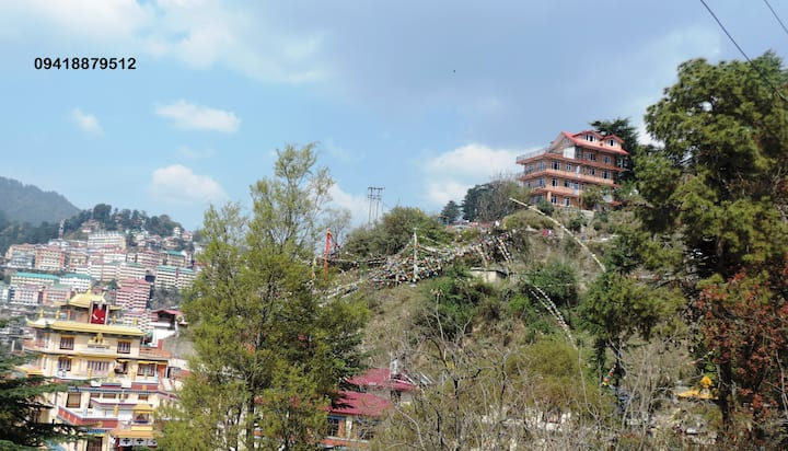 Shimla View Home Bed and Breakfast,Panthaghati