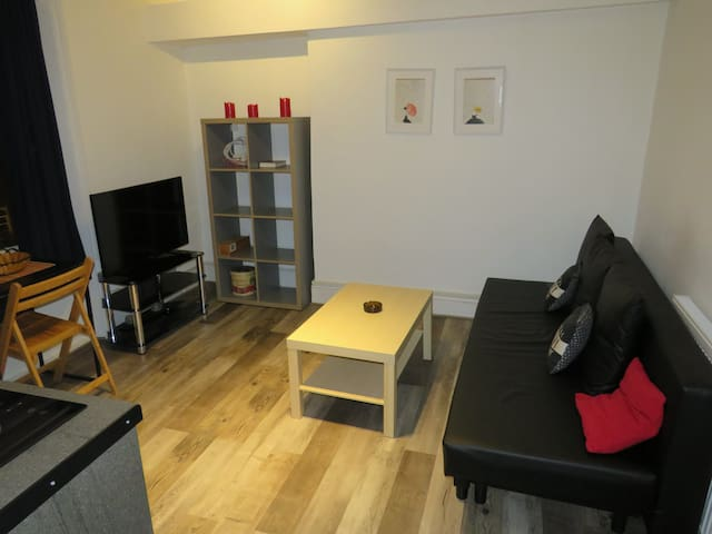 4th Floor walk-up small one bedroom in Bayswater