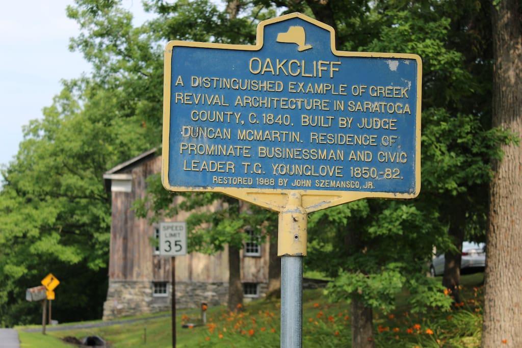 National Historic Register Property