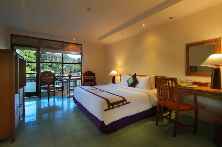 Bedroom - Nature Room