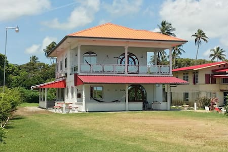 Zeedijk Resort Nickerie appartement Lelie