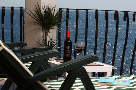 Splendida casa e vista mozzafiato sul mar Jonio - อชีเรอาเล