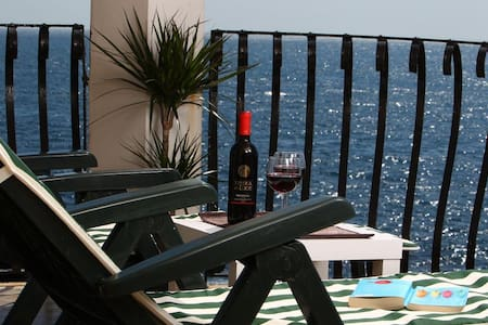 Splendida casa e vista mozzafiato sul mar Jonio - Acireale