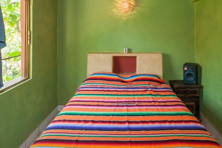 Lush spacious cozy room - Sayulita
