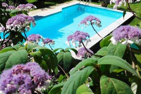 GREEN  PARADISE Apartment/115 m2/ Loggia, Pool
