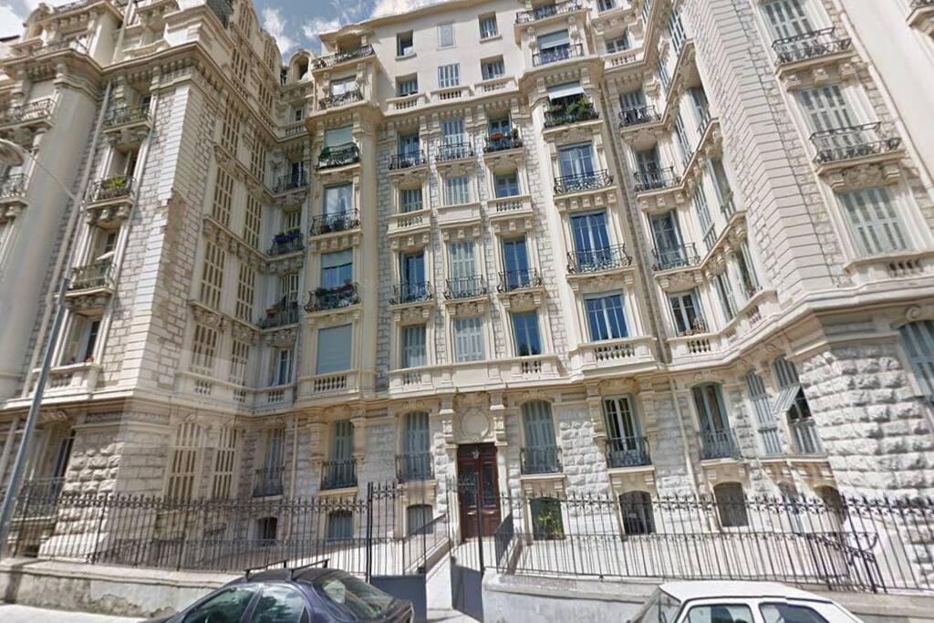 Bel immeuble bourgeois classé