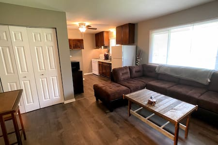 Fully Furnished and Updated 1 Bedroom Apt
