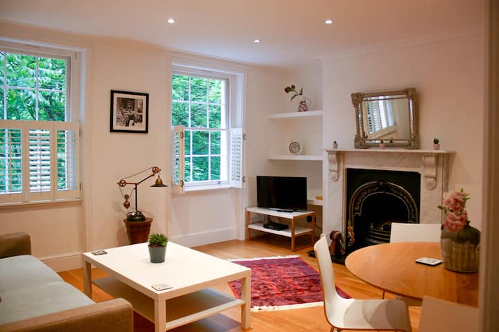 Charming, Spacious 1-Bed Flat in Islington, London