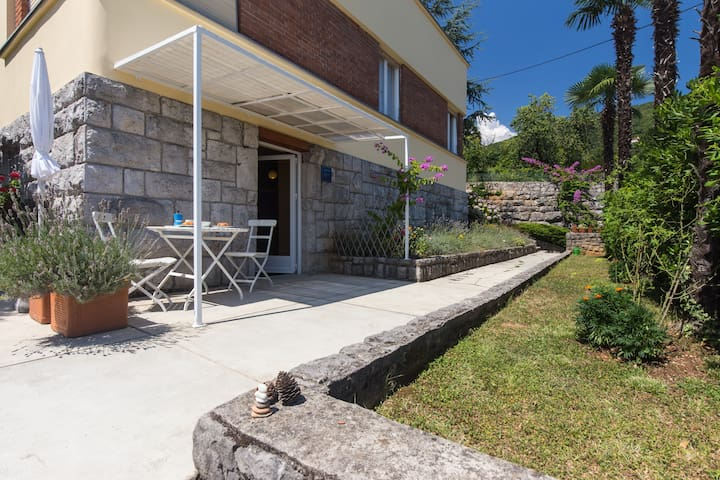 Studio in Opatija center sea view - Опатия